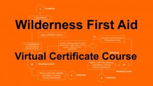 Virtual Wilderness First Aid Certificate Course