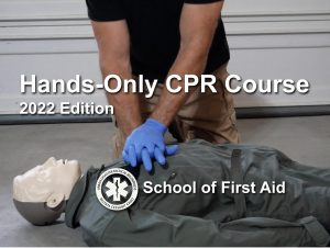 Hands-Only CPR Course